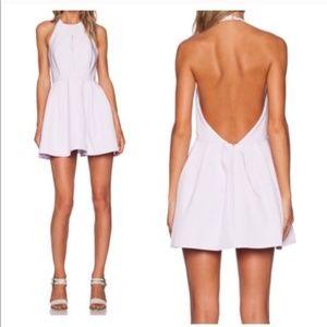 Keepsake Beautiful Liar Lilac Dress